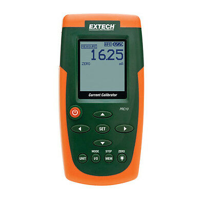 Extech PRC10-NIST Current Calibrator/Meter w/NIST Calibration