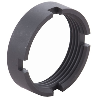 Trinity Force Steel Lock Ring Castle Nut For .223 5.56  Rifle Stock Buffer Tube