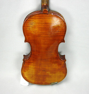 Antique American Made 4/4 Violin A.H. Cordier Kansas City Mo. 1911 Estate Piece