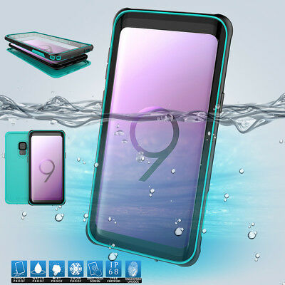 Samsung Galaxy S9 Plus S8+ Note 8 9 Case Waterproof Shockproof Heavy Duty Cover