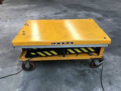 Hydraulic lift platform/ Table