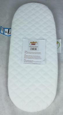 Replacement Icandy Peach Carrycot Quilted Mattress / Breathable