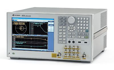 Keysight Premium Used E5072A ENA 30kHz to 8.5 GHz Network analyzer (Agilent)