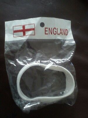 England  2 pack Wristbands Bracelets St Georges Football Rugby World Cup 2018