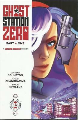 GHOST STATION ZERO #1-4 SET - Back Issue (S)