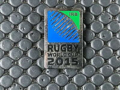 Pins Pin Badge Sport Rugby Club World Cup 2015