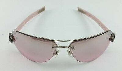 a28ad4e955f Chrome Hearts Classic Oval Leather Sunglasses with Diamonds - Pink - SS-PKL
