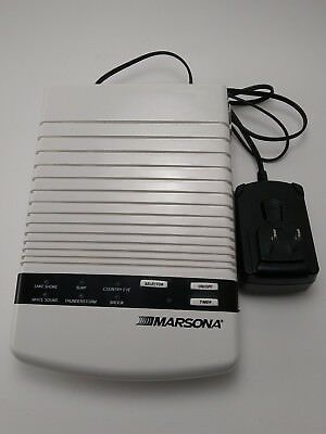 Marpac Marsona DS-600A Sound Conditioner with Six Sounds