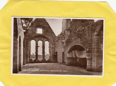 KIRKWALL  , Earls  Palace   -   ORKNEY   Scotland     ( r46  )