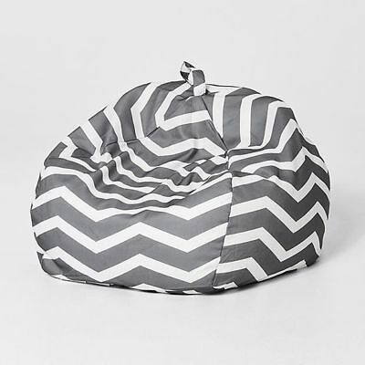NEW Bean Bag Medium Size Cover 150lt - Chevron