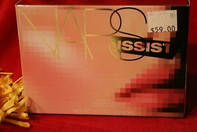 Nars Narsissist Wanted Cheek Palette 6 Shades # 1 In Box Limited Ed Authentic!!!