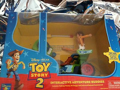 Toystory 2 RC car with Woody