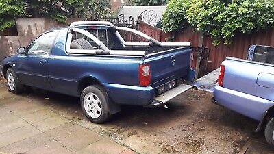 Proton Jumbuck Breaking X2 For Parts 1.8 16V Pick Up Truck Dismantling For Parts