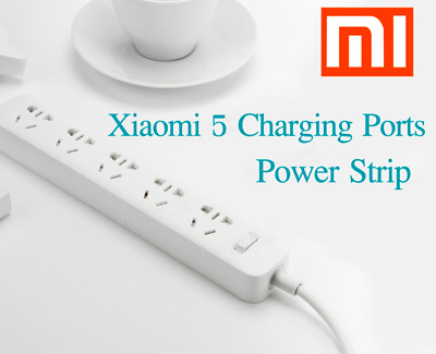 Xiaomi Smart Fast 5 port power supply power strip/Melbourne Stock