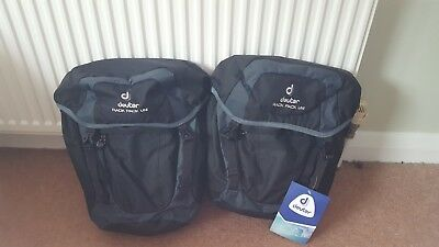 to buy best online reputable site DEUTER RACK PACK Uni Bicycle rear pannier bags. Excellent ...