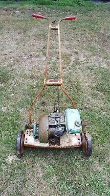 Antique 1950's REO Deluxe Lawn Mower for parts/restore