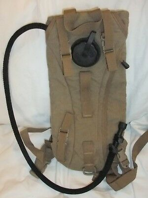 Camelbak ILBE USMC Marine Coyote Brown 3L 100oz Military Hydration Pack