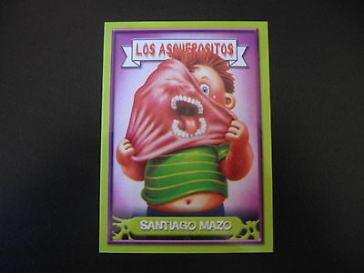 Garbage Pail Kids Los Asquerositos #13 Rubber ROBERT/Inside OTTO OS14 2004