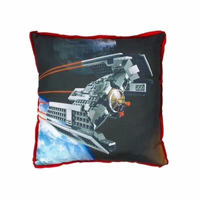 "Coussin réversible Lego Star Wars ""Ships"" 40 x 40 cm"