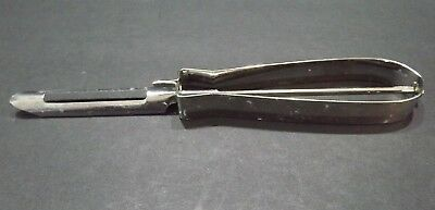 Vintage Vegetable Peeler, All Stainless Steel, Free ShiPPing & Tracking Provided