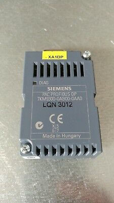 Siemens 7Km9300-0Ab00-0Aa0 Plug-In Communications Module Pac Rs485
