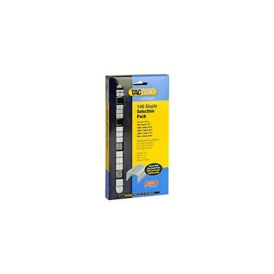 Tacwise 0350 140 Heavy-Duty Staples Type T50, G Selection Pack 4400 NEW