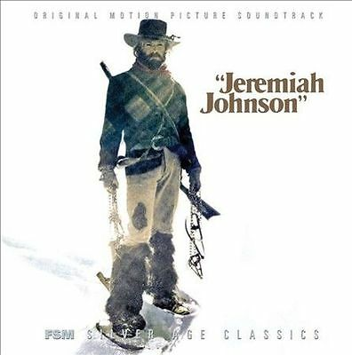 Jeremiah Johnson: Original Motion Picture Score. CD New Sealed