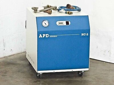 APD HC-2 Cryogenics Helium Vacuum Cryo Compressor - Water Cooled