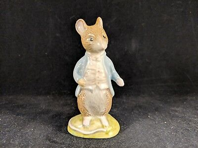 "Beswick Beatrix Potter ""johnny Town-Mouse"" Bp3C (#129)"