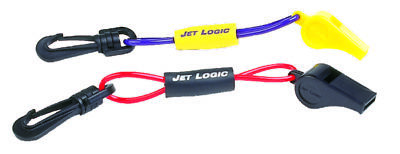 AIRHEAD Safety Whistle on Floating Anyard  Part# W-1