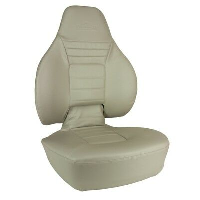 SPRINGFIELD Fish Pro Down Seat High-back fold-down seat  Part# 1041603