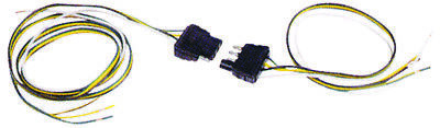 WESBAR Electric Wire Connector Male trunk, Female trunk  Part# 707270#