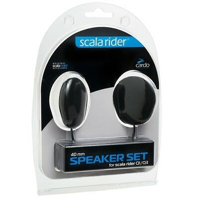 SCALA RIDER Speakers for Communication System 40 mm  Part# SPAU0002