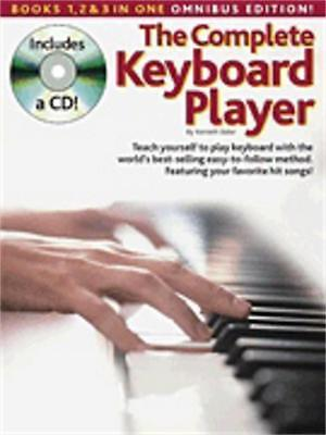 Keyboard piano instruction books cds video musical hal leonard the complete keyboard player omnibus edition with cd fandeluxe Gallery