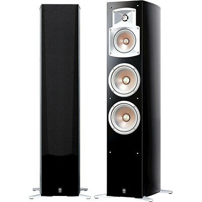 NS555B YAMAHA 3-Way Floorstanding Speakers (pair) NS555BP