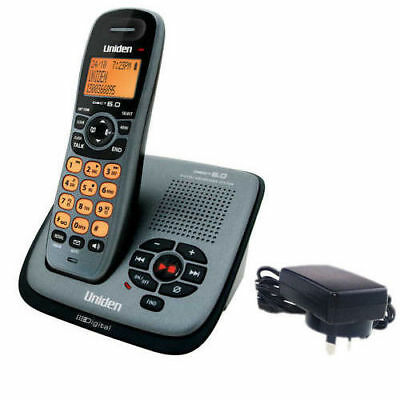 Uniden Dect 1535 Answering Digital Technology Cordless Phone