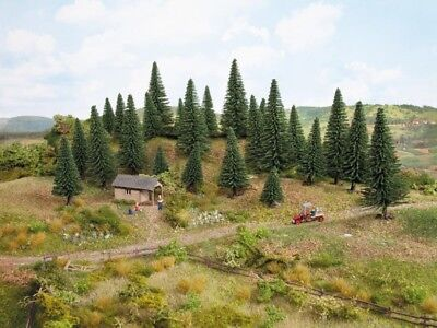 NOCH - 26921 Model Fir Trees, pieces, - cm high H0,TT
