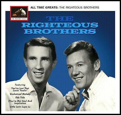 RIGHTEOUS BROTHERS *  20 Greatest Hits * New CD * All Original Songs * NEW