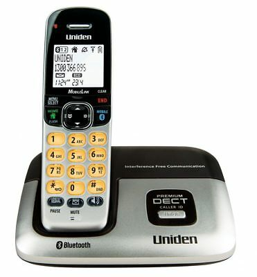 Uniden Dect3216 Premium Digital With Integrated Cordless Bluetooth Phone System