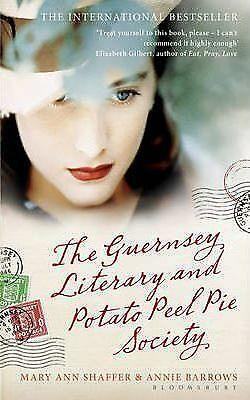 NEW The Guernsey Literary and Potato Peel Pie Society Paperback - Free Shipping