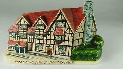 Shakespeare's Birthplace Small Model House