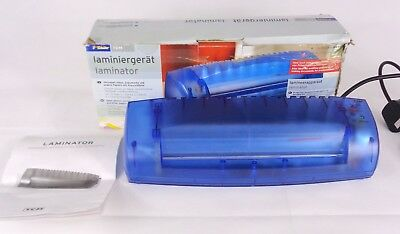 Tchibo TCM Laminator - seals up to A4 size - with Manual