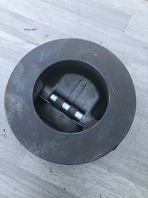 Daniel Chexter Check Valve Model1600D 4Inch Cast Iron Class 125  Ans125  Inc Vat