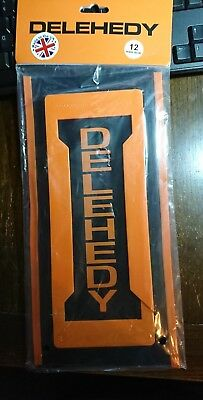 Delehedy NEW MADE IN UK 12 INCH Plastering Tool (With Foam)