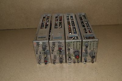Tektronix 7A18- 7A26 - 7B53A - 7B50   Plug In Lot Of 4  (Tp120)