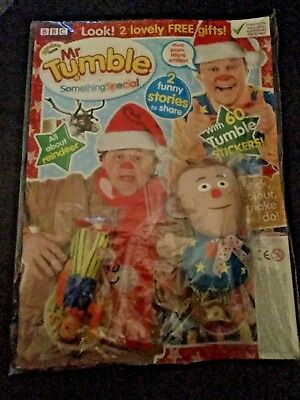 CBeebies Mr Tumble Something Special Magazine #74- MR TUMBLE 2 FREE GIFTS