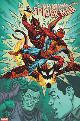 Amazing Spider-Man #800 Variant Cover By Ron Frenz 5/30/18