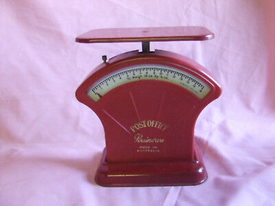 Persinware Post Office Scales