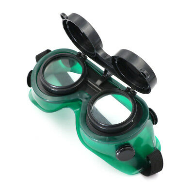 Cutting Grinding Welding Goggles With Flip Up Glasses Welder UK.