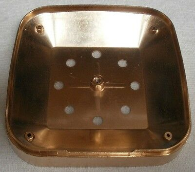 NEW Silent Sales Force SSF Candy Gumball Machine Metal Bottom Base Plate